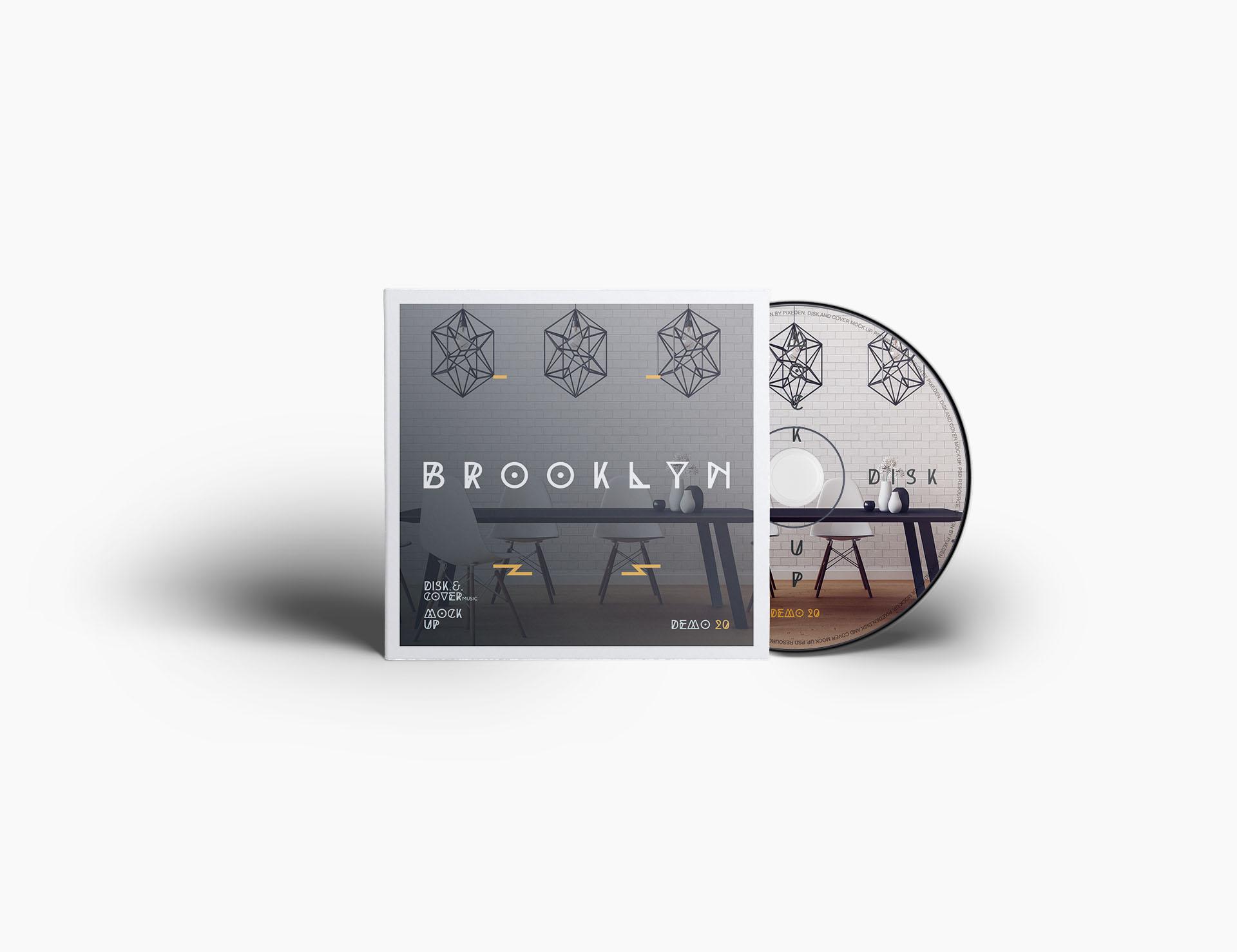 Disc & Cover Design